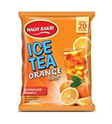 Wagh Bakri Orange Ice Tea, 250g