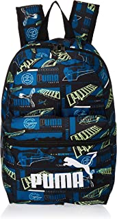 PUMA Boys Phase Small Backpack, Blue (Digi/Blue) - 07548821