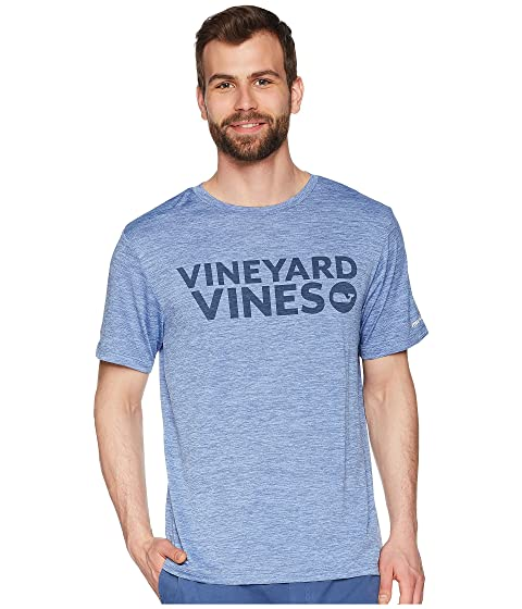 Summer de camiseta Dyed Space Vines manga Evening Perfornamce corta Vineyard VV qzpEwx7