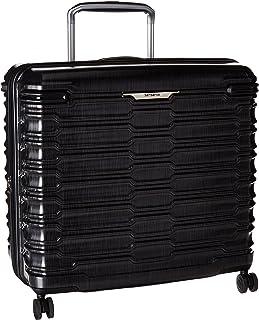 Samsonite Stryde Hardside Glider Luggage, Charcoal, Checked-Large 25-Inch