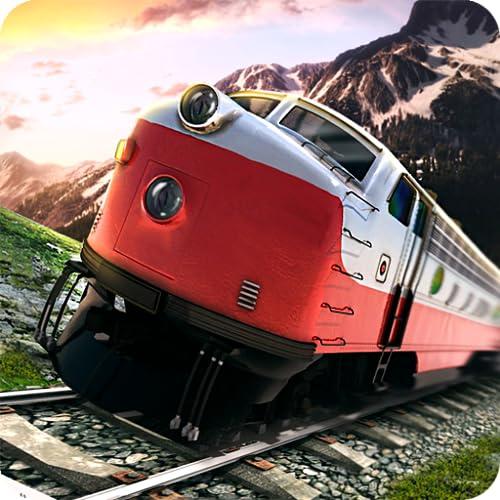 Climb Mountain Train Simulator