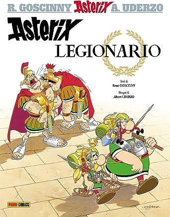 Asterix legionario