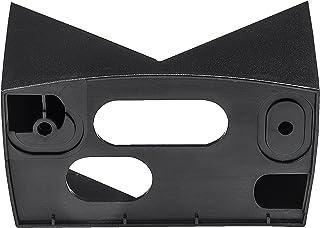 Steinel Hoekwandhouder EWH 07 zwart, voor infrarood bewegingsmelder IS 140-2, adapter voor snelle montage aan buitenhoeken