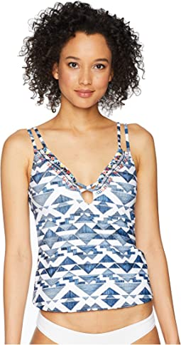 Going South Tankini Top