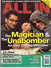 Double Issue *ALL IN* Poker & Blackjack Magazine May/June 2007
