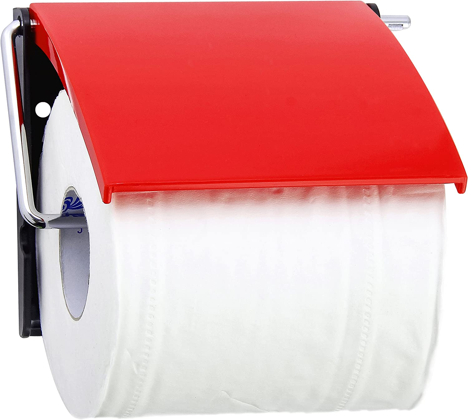 Dealing full price reduction MSV Toilet roll Holder Made of polystyrene 15 x 30 in 20 Max 66% OFF red