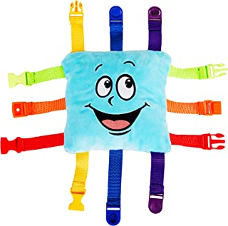 Buckle Toy - Bubbles Square
