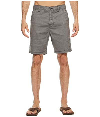 Prana Furrow 8 Short (Gravel) Men