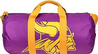 Minnesota Vikings Vessel Barrel Duffle Bag