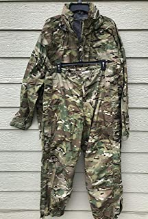 Us Army Issue Ecwcs Gen III Level 6 Gore Tex Multicam Extreme Cold/Wet Weather Set - Medium Long