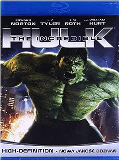 Incredible Hulk, The [Blu-Ray] [Region Free] (English audio. English subtitles)
