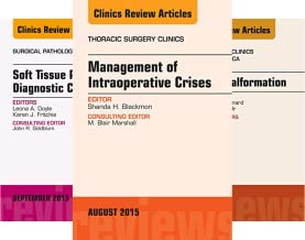 The Clinics: Surgery (101-150) (50 Book Series)