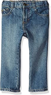 Wrangler Authentics Toddler Boys' Infant Baby Slim Straight Jean