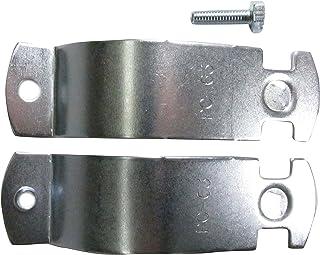 南電機 パイプハンガーサドル PC-63 電気亜鉛メッキ仕上げ (10個/箱)