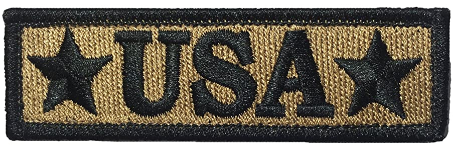 Tactical USA Morale Tab Patch 1