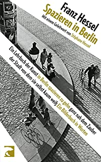 franz hessel spazieren in berlin