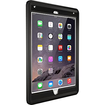 OtterBox DEFENDER SERIES Case for iPad Air 2 - Retail Packaging - BLACK (77-50969)