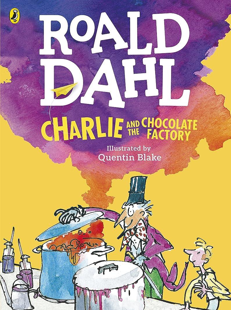 意味する気づくなる有彩色のCharlie and the Chocolate Factory (Colour Edition) (English Edition)