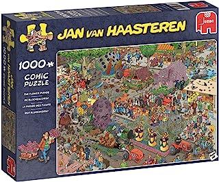 Jumbo 19071 Flower Parade Jigsaw Puzzle
