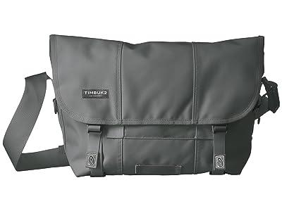Timbuk2 Classic Messenger Extra Small (Gunmetal) Messenger Bags