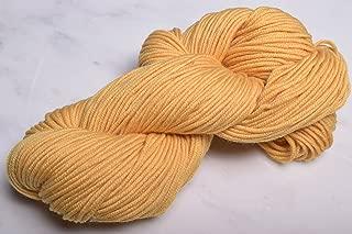 Plymouth (1-Pack) Select Worsted Merino Superwash Yarn Yellow 0005-1P