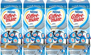 french vanilla creamer nutrition coffee mate