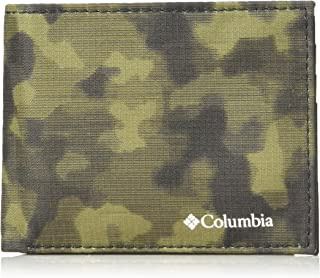 Columbia Men's RFID Blocking Nylon Slimfold Wallet