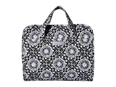 Vera Bradley Iconic Hanging Travel Organizer (Charcoal Medallion) Luggage