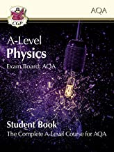 New A-Level Physics for AQA: Year 1 & 2 Student Book (CGP A-Level Physics) (English Edition)