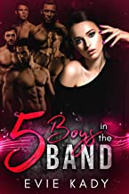 5 Boys in the Band (5 Boys Book 1)