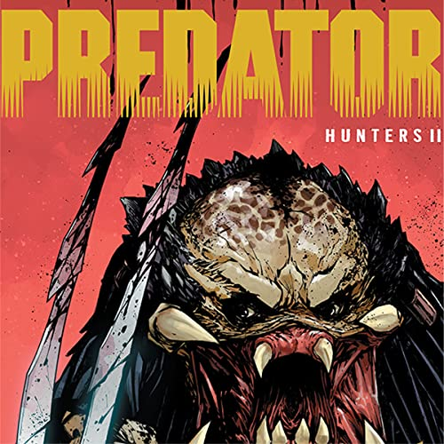 Predator: Hunters (Collections) (2 Book Series)