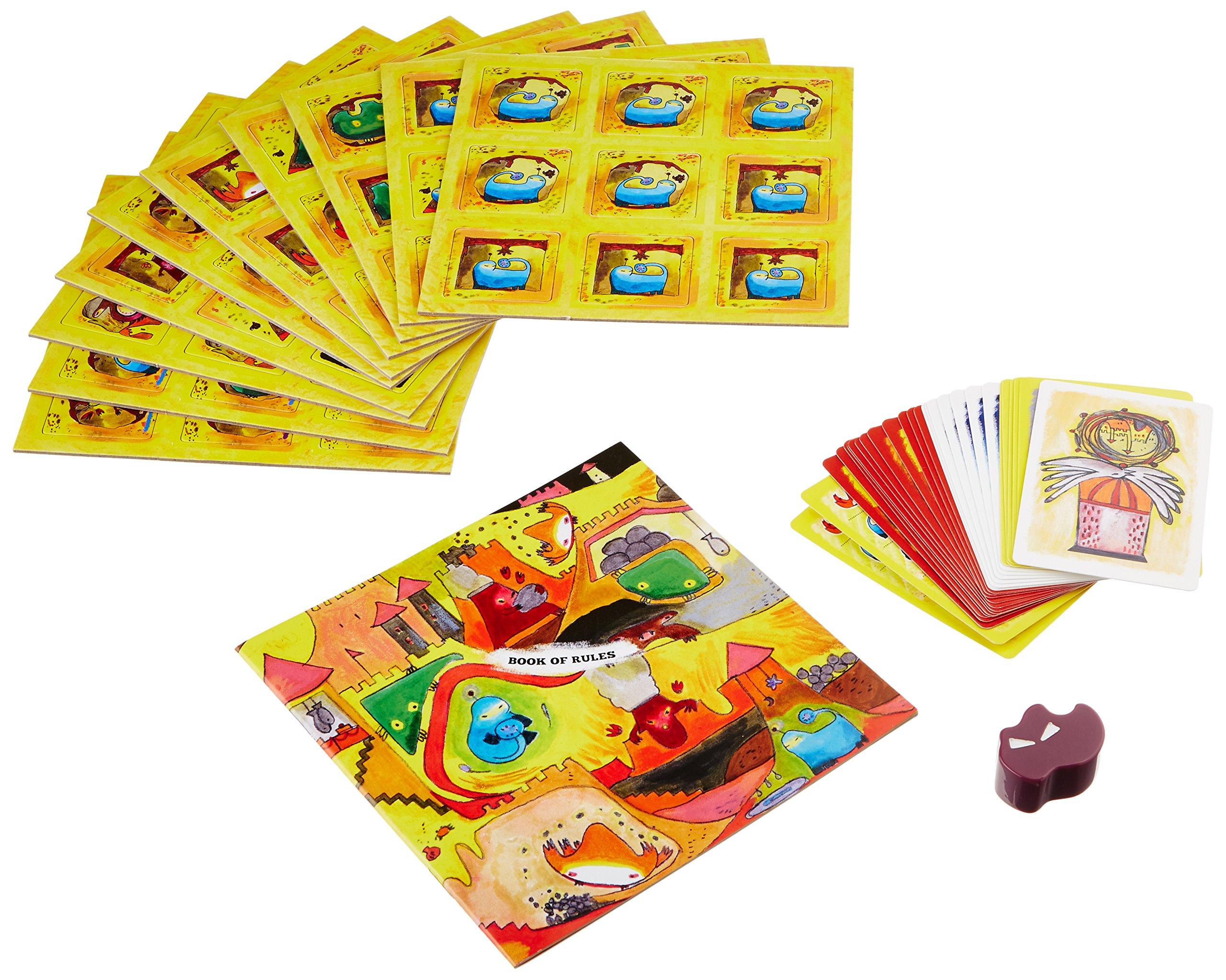 Z-Man Games Castellion Board Game: Amazon.es: Juguetes y juegos