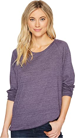 Alternative - Eco-Heather Slouchy Pullover