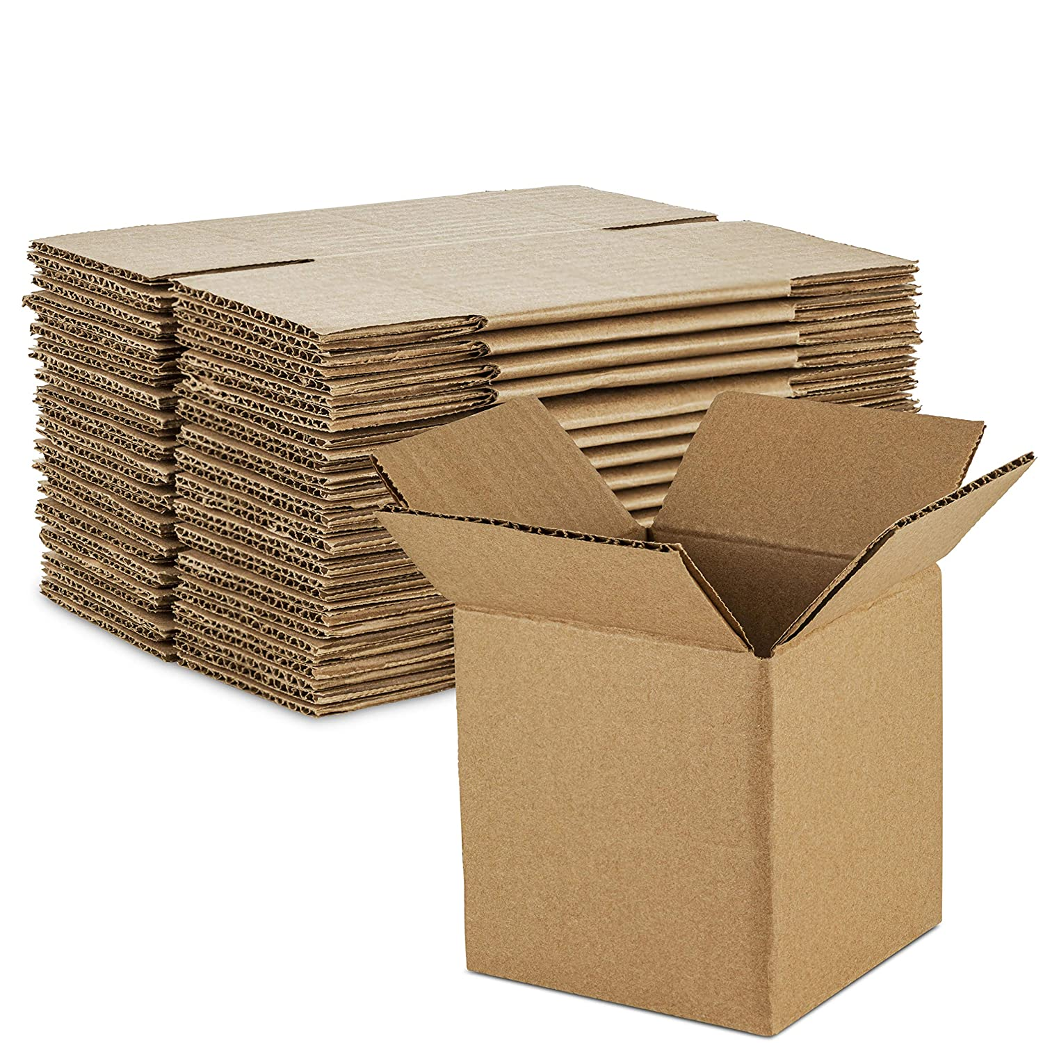 Max 63% OFF Sturdy Kraft Corrugated Cardboard Boxes and for Cheap mail order sales Mailing Shipping
