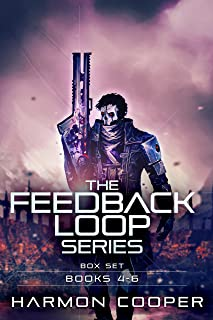 The Feedback Loop (Books 4-6) (The Feedback Loop Box Set Book 2)