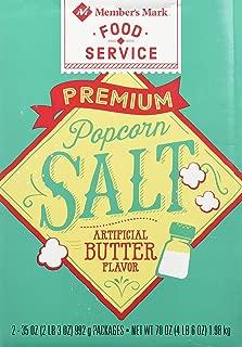 Member's Mark Popcorn, Salt, 70 Ounce