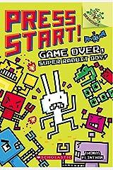 Press Start! #01 Game Over a Branches Book: Super Rabbit Boy! Paperback