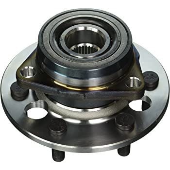 Timken 515002 Axle Bearing and Hub Assembly