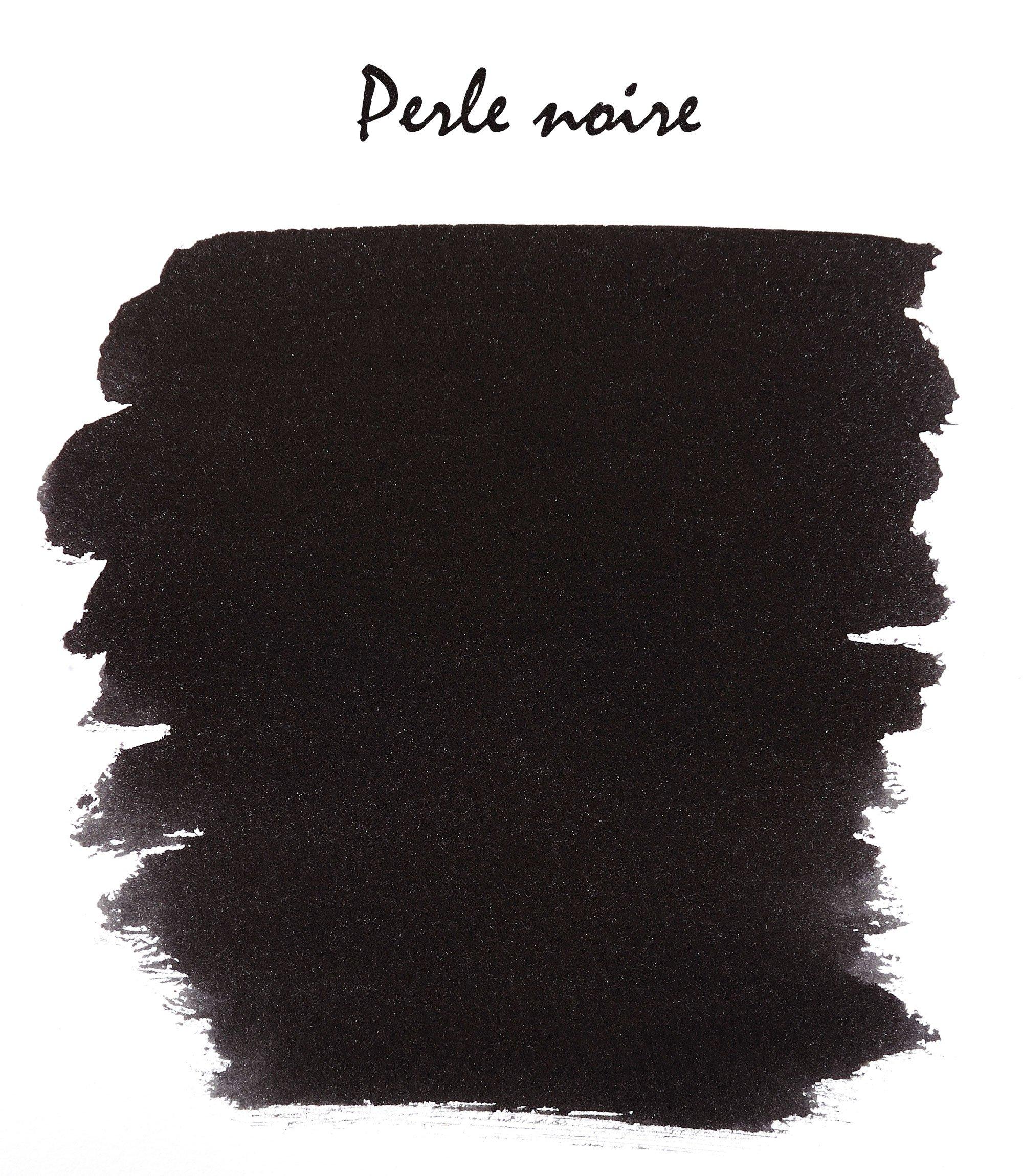 Lot de 150 perles Noir /Ø 6 mm
