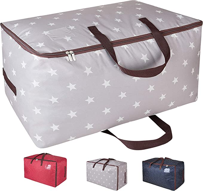 4239 opinioni per DOKEHOM 100L Grandi vestiti Silos di immagazzinamento di biancheria da letto,