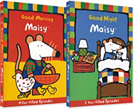 Maisy Pack (Good Morning / Good Night) (2-Pack)