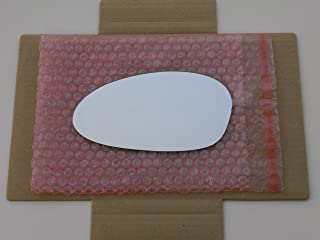 HEATED Mirror Glass (Non-Blue) with BACKING PLATE for BMW 1 3 Series M3 Z4 Driver Side View Left LH
