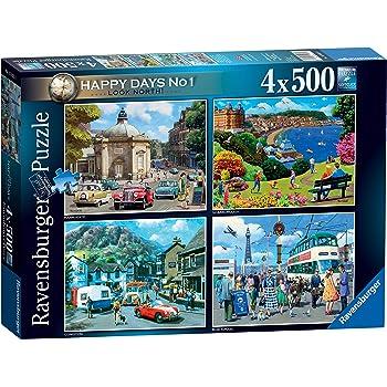 Look North 4 x 500 Piece Jigsaw