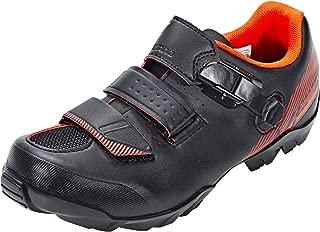 SHIMANO Men ME300 SPD MTB Cycling Shoe - Black/Red, Size EU 48