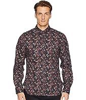 Todd Snyder - Thomas Mason Floral Shirt