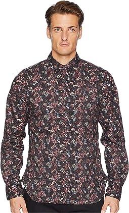 Thomas Mason Floral Shirt