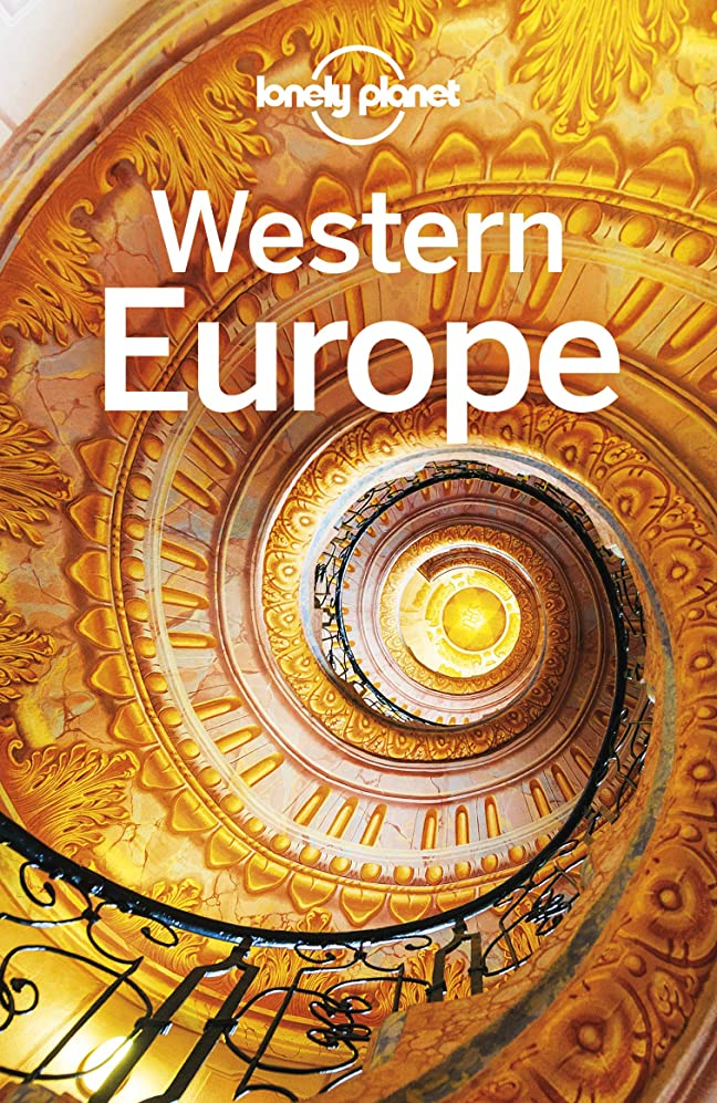 ばかメロディー検査官Lonely Planet Western Europe (Travel Guide) (English Edition)
