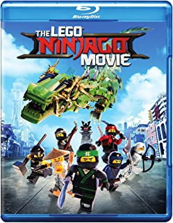 Lego Ninjago Movie, The