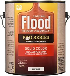 Flood/PPG Architectural FIN FLD822-01 Pro Deep Base Stain, 1 Gallon