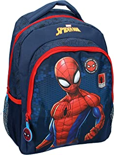 Mochila Spiderman 37cm.